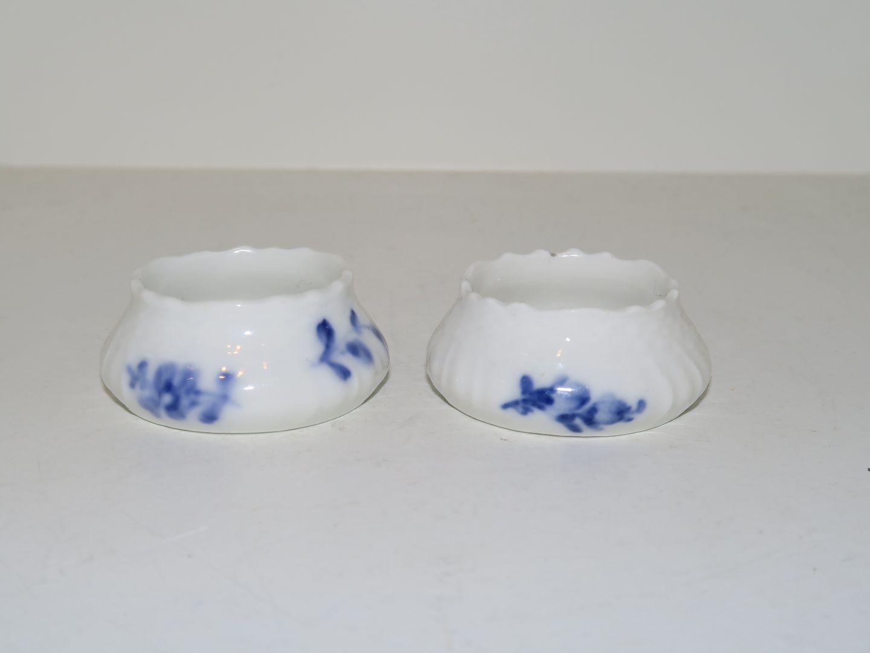 royal copenhagen blå blomster svejfet